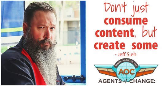 The Agents of Change Podcast Episode with Jeff Sieh