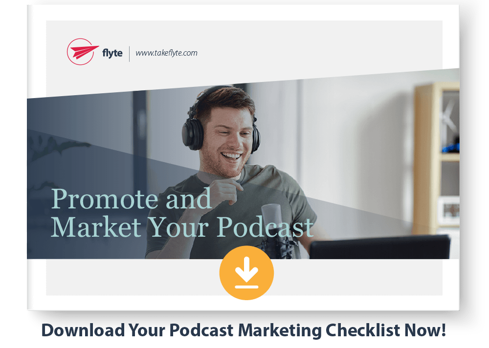 Download the Podcast Promotion Checklist