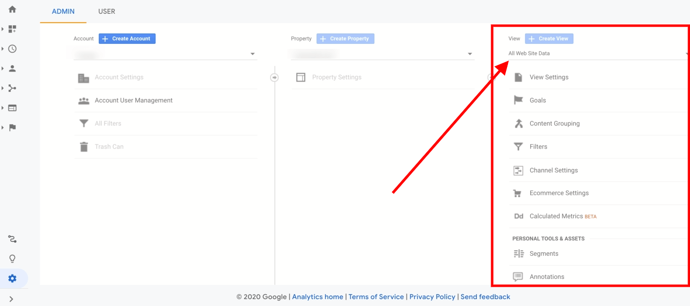 How to Add a View in Google Analytics