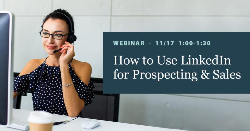 LinkedIn Prospecting - flyte new media