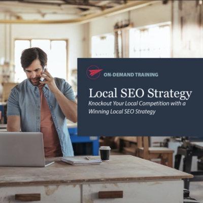 Local SEO Strategy Webinar