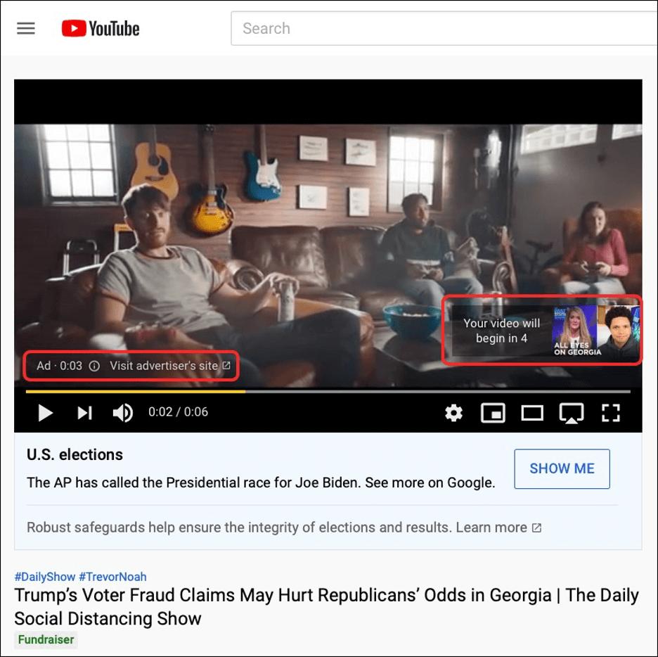 YouTube Ad - flyte new media